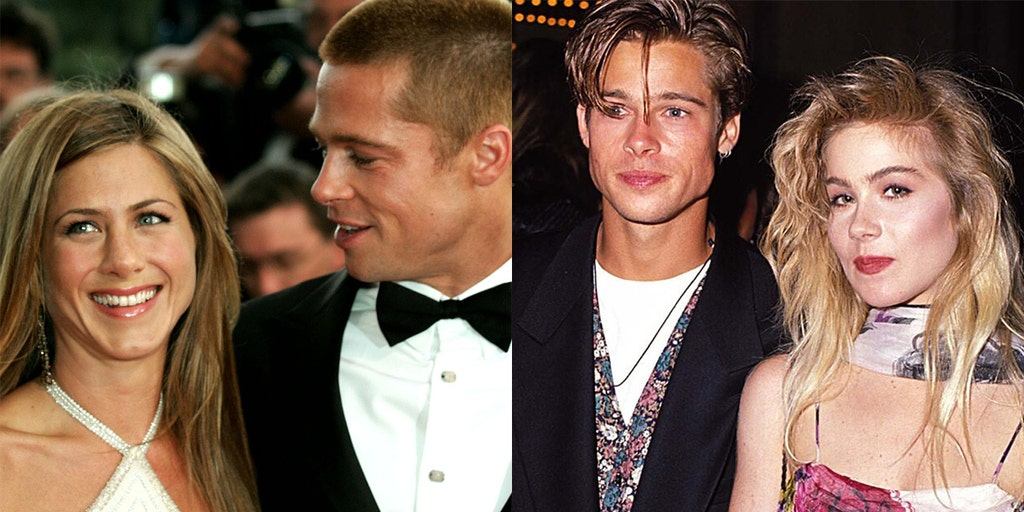 Brad Pitt S Dating History The Many Famous Women He S Been Romantically Linked With Over The Years Fox News