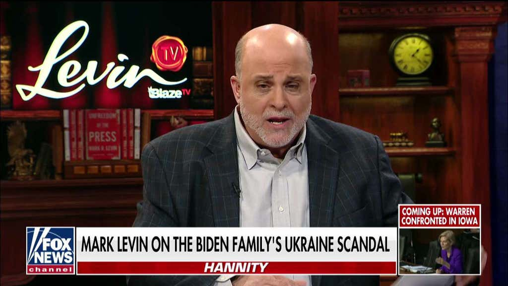 Mark Levin says Dems are trying to pick 2020 GOP nominee