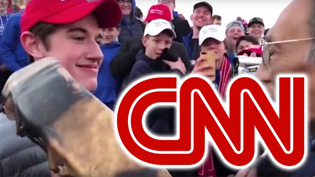 Fox News: CNN settles Nick Sandmann defamation law