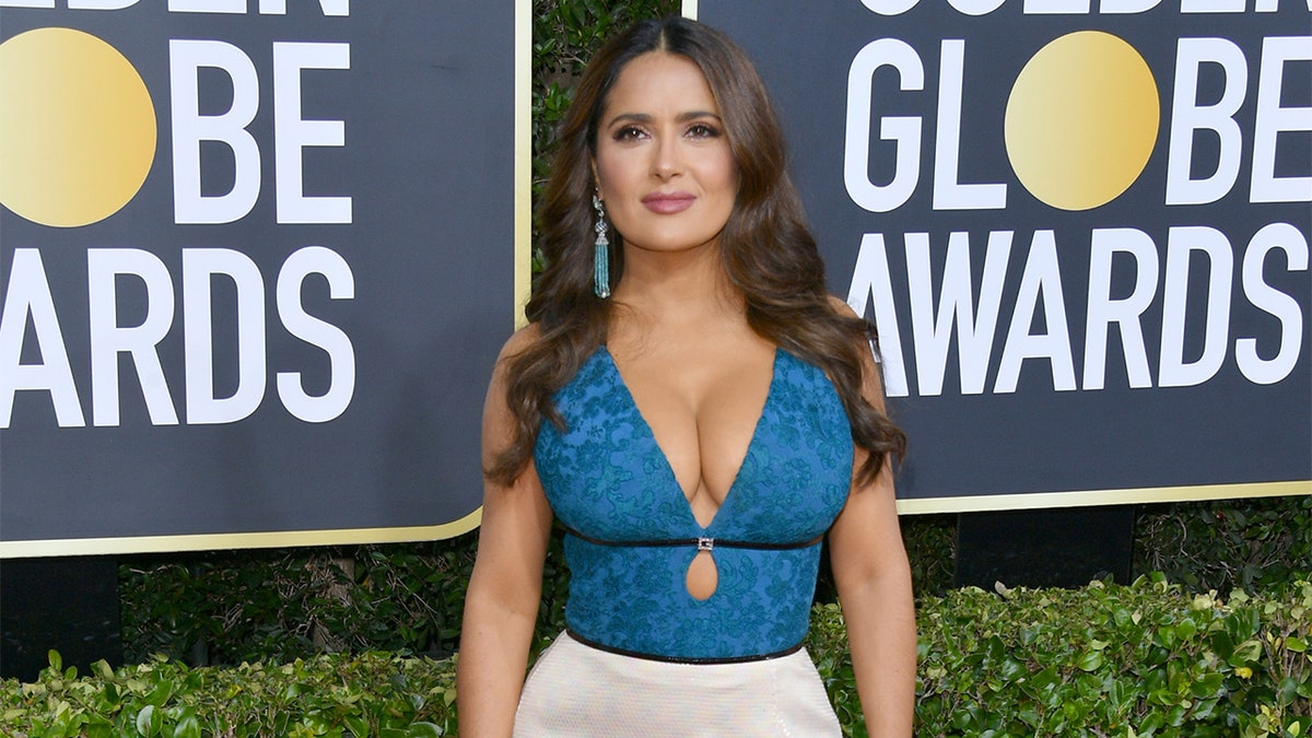 Salma Hayek turns 54: Take a look at some of her ageless swimsuit snaps |  Fox News