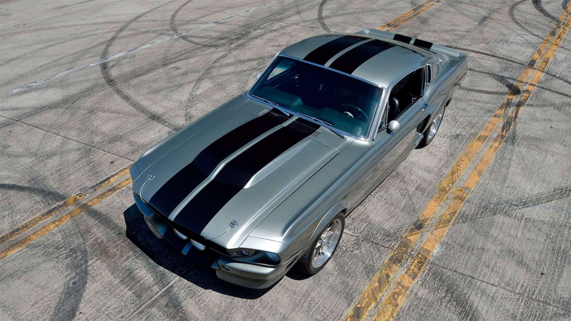 'Eleanor' Ford Mustang