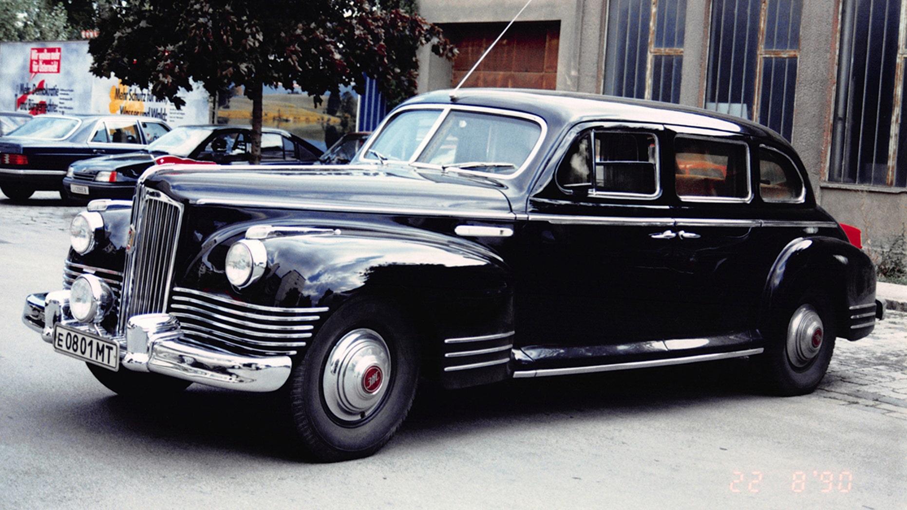 Josef Stalin's $2.8M armored limo