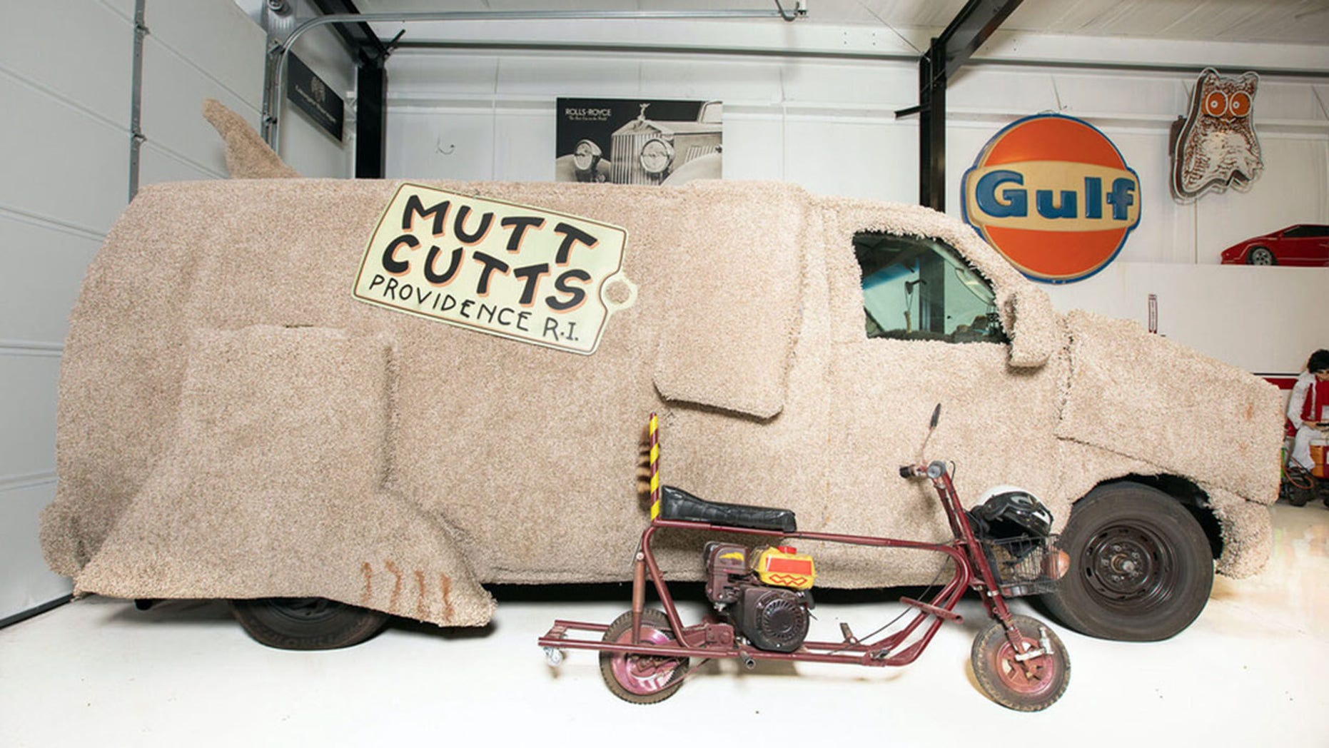 Shaggin Wagon from Dumb and Dumber