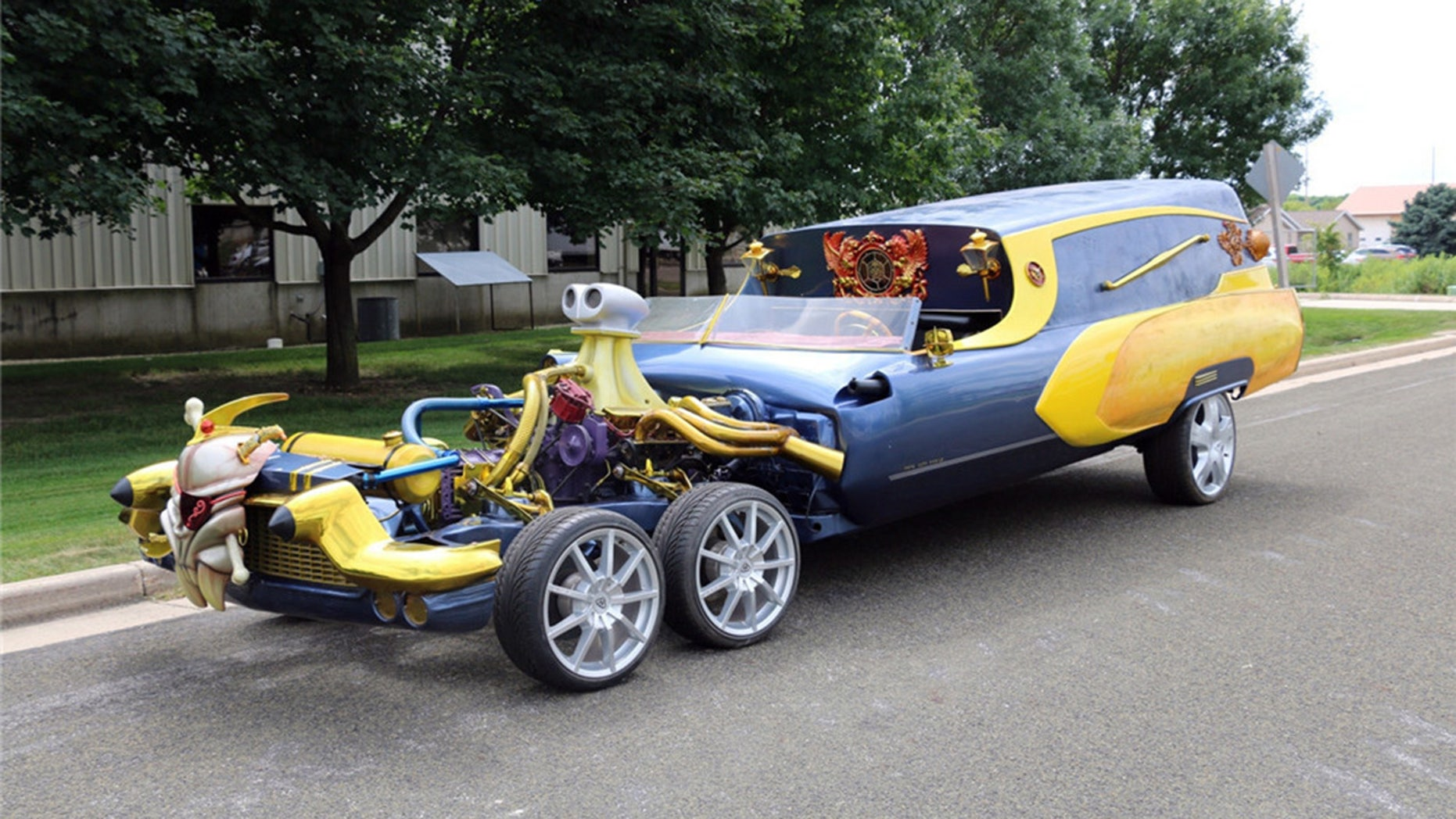 The Pirate Surf Mobile