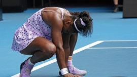 Serena Williams suffers shocking upset by Wang Qiang at Australian Open