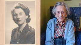 UK woman believed to be oldest female World War II veteran dead at 108