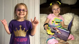 Alabama girl, 4, who lost fingers to exploding light bulb gets prosthetic hand: 'It's changed her life'