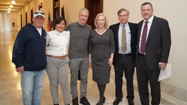 Jon Stewart joins cause of burn pit vets lobbying efforts on Capitol Hill