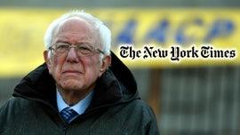 The New York Times gave Bernie Sander a 'middle finger': Leslie Marshall