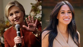 Hillary Clinton shares Meghan Markle quote about empowerment amid 'Megxit' news