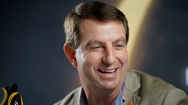 Clemson's Dabo Swinney still focused on national championship even as college football pool shrinks