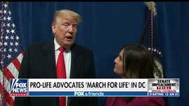 Trump's appearance at March for Life meant 'everything' to marchers, Rachel Campos-Duffy says