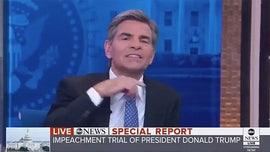 ABC News' George Stephanopoulos cuts short Trump lawyer Q&A with throat-slash gesture