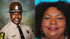 Illinois trooper fatally shot in cigar bar by woman who scrawled threat on condo wall