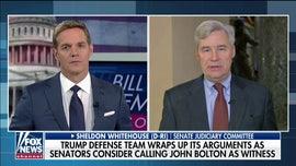 Sen. Sheldon Whitehouse: Dershowitz gave 'embarrassing' defense of Trump in impeachment trial