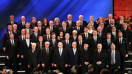 World Holocaust Forum: Pence, Netanyahu, and other world leaders speak