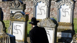 France sees rash of anti-Christian acts while anti-Semitism rises, officials say