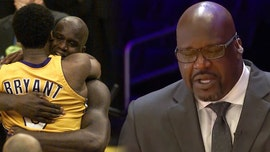 Shaq tearfully reacts to Kobe Bryant's passing: 'It's gonna be hard for me'