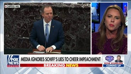 Lara Logan: Mainstream media is not acknowledging Schiff's credibility issues