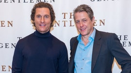 Matthew McConaughey, Hugh Grant may have set their parents up on date
