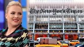 Meghan McCain blasts 'garbage' NYT over 2020 endorsements: 'Huge act of cowardice'