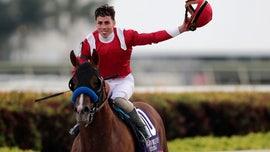 Mucho Gusto runs away, wins the $3 million Pegasus World Cup