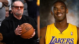 Kobe Bryant remembered by Lakers fan Jack Nicholson: 'There's a big hole in the wall'