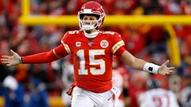 Patrick Mahomes, Chiefs hope 'Bad Luck Chuck' stays away from AFC Championship game