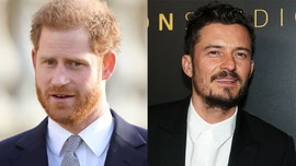 Prince Harry to be played by Orlando Bloom in animated series based on royal family