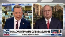 Karl Rove explains why some Democratic senators may vote to acquit Trump