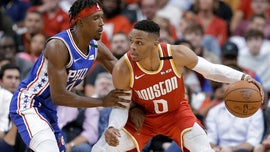 Rockets' Russell Westbrook reveals positive coronavirus test: 'Please take this virus seriously'