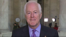 Sen. Cornyn: Dems are in 'state of panic' about their weak impeachment case