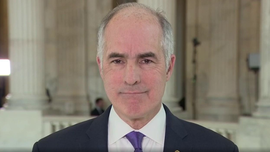 Senate Dem Bob Casey defends impeachment in election year: 'Congress must check executive authority'