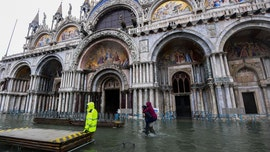 Venice may put glass wall around St. Mark's Basilica to curb future flood damage