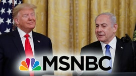 MSNBC downplays Trump's major Middle East peace plan, skips White House remarks to cover impeachment