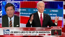 Tucker Carlson: Biden's threat to ICE agents proves he's no moderate