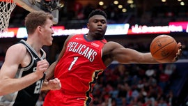 Zion Williamson sees body size as 'blessing' amid season-long criticism
