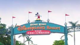 Coronavirus outbreak in China shuts Hong Kong Disneyland