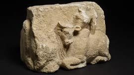 Ancient sculpture looted from Afghanistan returned after being found on auctioneer website