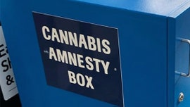 Passenger at Chicago airport steals marijuana from 'Cannabis Amnesty Box'