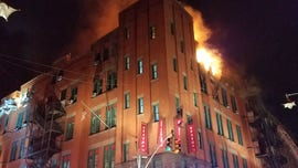 Fire in New York City's Chinatown threatens museum archive in historic building -- just before Lunar New Year