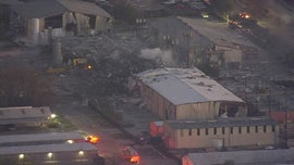 Houston explosion at manufacturing plant leaves 2 dead, rattles homes miles away