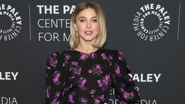 Julianne Hough's bizarre energy treatment mistaken for exorcism: 'She is officially cult status'