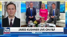 Jared Kushner: Trump 'built the trust of the Israeli people' and Israel took 'a giant step towards peace'