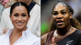 Serena Williams shuts down question about Meghan Markle, Prince Harry's stepping back from royal family