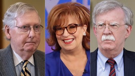 Joy Behar: In a 'just world' without McConnell, Bolton would be impeachment trial's 'smoking gun'