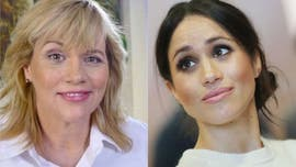Meghan Markle was 'jealous' of Kate Middleton, estranged half-sister Samantha Markle claims