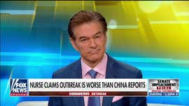 Dr. Oz on coronavirus outbreak: Chinese leaders' new comments 'alarming'