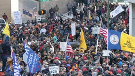 Virginia's Capitol flooded with gun rights activists for Second Amendment rally