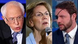 Dan Crenshaw blasts 'pandering' by Sanders and Warren: 'The definition of buying votes'